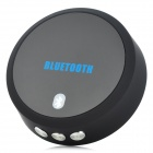 Bluetooth V3.0 + EDR Audio Music Receiver w/ Microphone + Hands-free Speaking - Black