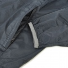 NUCKILY NY0915 Ultrathin Outdoor Sports Anti-UV Water Resistant Jacket Coat - Grey (Size XL)
