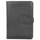Stylish Protective PU Leather Case for Ipad MINI - Black