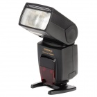 "YongNuo YN568EX 2.0"" LCD High Speed 1/8000 Sync TTL Digital Flashgun for Nikon DSLRs - Black"