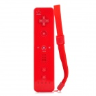 Infrared Wireless Controller w/ Case for Wii U / Wii - Red (2 x AA)