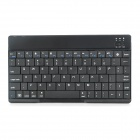 Wireless Bluetooth V3.0 80-Key Keyboard for iPad Mini - Black