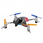 Nine Eagles NE-MASF02 Alien 2.4GHz 4-CH RC UFO Four-axis Aircraft