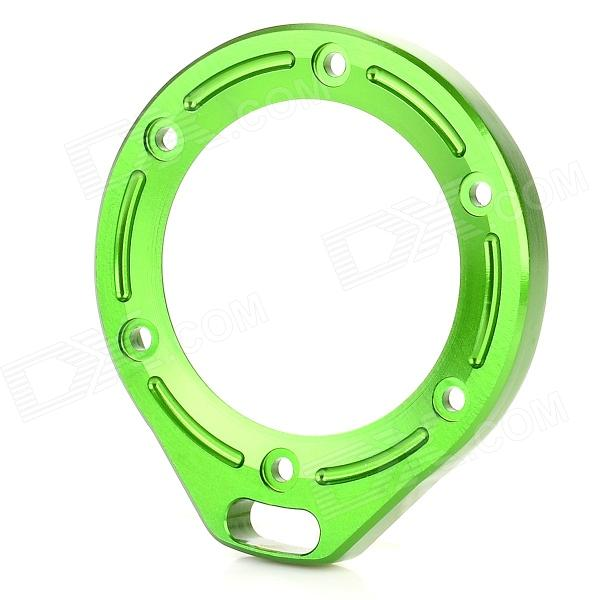 HR27-GREEN Aluminum Lens Strap Ring for Gopro Hero2 / SJ4000 - Green hr113 gn high precision cnc aluminum alloy lens strap ring for gopro hero 3 green