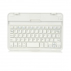 Ultrathin Wireless Bluetooth V3.0 59-Key Keyboard for Ipad MINI - Silver