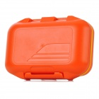 Waterproof Fishing Tool Box - Orange