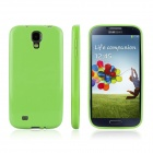 ENKAY Protective Soft TPU Back Case Cover for Samsung Galaxy S4 i9500 - Green