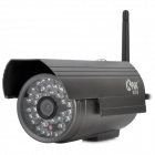 KNK KNK-580 300KP Outdoor Security Wireless-Netzwerk-IP-Kamera w / 48-IR-LED / Wi-Fi