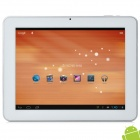 "AMPE A90 9.7 ""kapazitiver Schirm Android 4.1 Dual Core Tablet PC w / TF / Wi-Fi / Kamera - Silber"