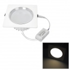 15W 750lm 4500K 30-SMD 5730 LED Warmweiß Panel Light - White (185 ~ 265V)