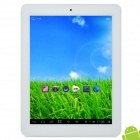 "Teclast P88 8"" Capacitive Screen Android 4.1 Quad Core Tablet PC w/ TF / Wi-Fi / Camera - Silver"