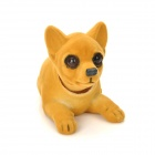LT3363 Chihuahua Style Car Decoration Display Sacudiendo Toy Dog - Light Brown