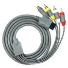 2-in-1 Composite and S-Video AV Cable for Wii