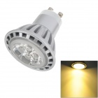 GU10 4W 270lm 3000K 4-LED Warm White Light Lamp (AC 100~240V)