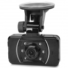 "Anytek AT008 2.0"" TFT Wide Angle Voice Prompt Slide Car DVR w/ 6-IR LED / 512 ROM / TF / Mini HDMI"