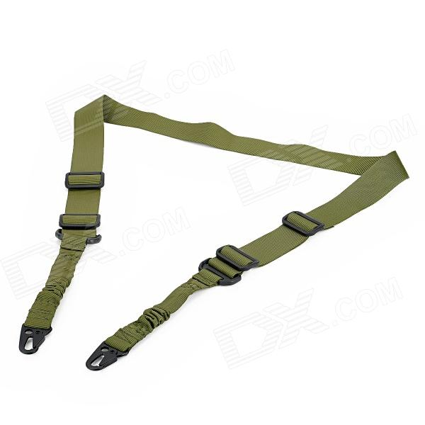 Military Tactical Adjustable Stainless Steel + Oxford Fabric Gun Belt - Olive-drab футболка с полной запечаткой printio стив бушеми