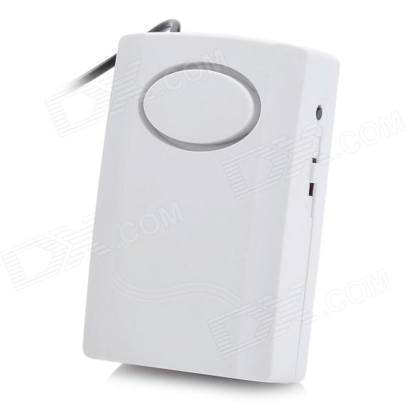 USB Anti-theft Alarm for Digital Products - White + Black (1 x 6F22)
