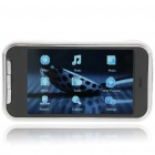 "3.0"" Touch Screen MP3/MP4/AVI/RM/RMVB ""MP5"" Video Player with Loudspeaker and FM (8GB Internal + TF)"