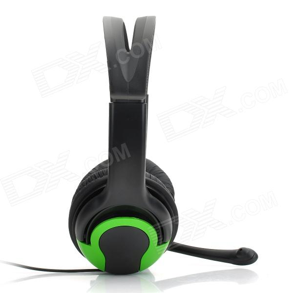 how to connect wired headphones to xbox 360