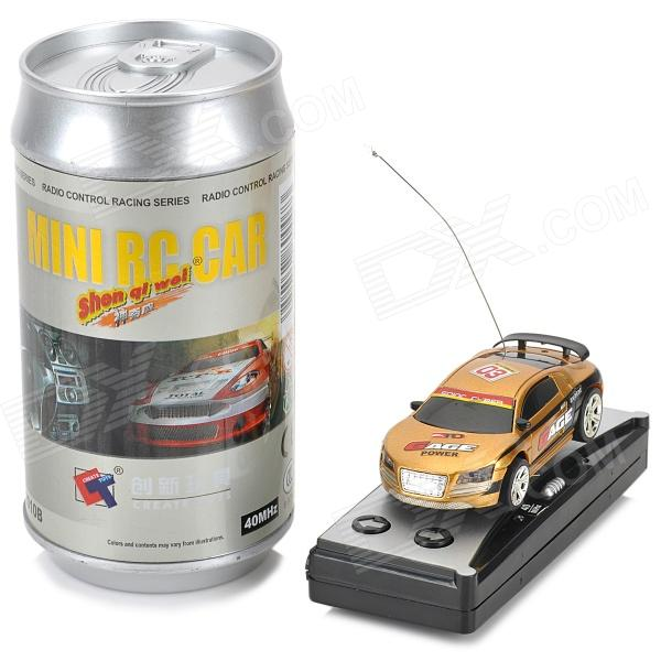 Super Mini Remote Controlled Palm-Top R/C Model Car (40MHz)R/C Cars<br>Form  ColorBlackChannels Quanlity2,3,4,6FunctionLeft,Right,Forward,BackwardLamp NoBattery TypeAARemote Controller Battery TypeAAPacking List<br>