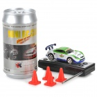Super Mini Remote Controlled Palm-Top R/C Model Car (35MHz)