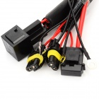 H1 Xenon HID Conversion Kit Relay Wiring Harness Kit - Black
