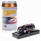 Super Mini Remote Controlled Palm-Top R/C Model Car (27MHz)