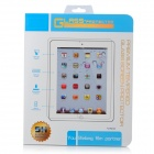 Professional Tempered Optical Glass LCD Screen Protector for The New iPad / iPad 2 / 4 - Transparent