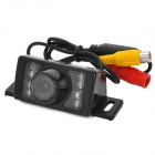 "4.3"" LCD 2.4GHz Wireless Car Rearview Receiver Monitor + E350 Rearview Camera w/ 7-IR LED - Black"