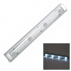 SZCR-C15F 50 Lumen LED Vibration Induction White Light Lamp - White