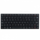 HB-2000 80-Key Mini Ultra-thin Bluetooth V3.0 Keyboard for Android Tablets - Black