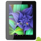 "T9704 9.7 ""kapazitiver Schirm Android 4.1 Quad Core Tablet PC w / TF / Wi-Fi / Kamera / HDMI - Braun"