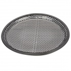 "10"" Car Audio Speaker Iron Mesh Cover - Black"