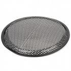 "10"" Car Speaker Iron Iron Mesh Cover - černý"