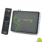 ES-02 Android 4.0 Mini-PC Google TV Player w / XBMC / 1GB RAM / ROM 4GB / Coaxial / DVB-S2 / RJ45