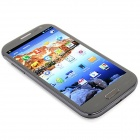 "H9500 Quad-Core Android 4.2.1 WCDMA Smartphone w/ 5.0"" IPS, Wi-Fi, GPS and 8.0MP Camera - Grey"