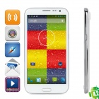 "THL W7S Quad-Core Android 4.2 WCDMA Bar Phone w/ 5.7"" Capacitive Screen, Wi-Fi and GPS - White"