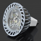 MR16 GU5.3 3 x 1W 200lm 6500K 3-LED White Spotlight (12V)