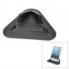 Car Universal Silicone Stand for PSP / GPS / Tablet PC / Mobile Phone - Black