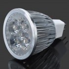 MR16 GU5.3 5W 350lm 6500K 5-LED White Spotlight (12V)