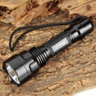 Brinyte B88 55lm Blue Hunting Flashlight w/ Cree XP-E K3 - Black (1 x 18650 / 2 x 16340)