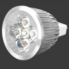GU5.3 MR16 5W 350lm 3500K 5-chaud blanc projecteur LED (12V)
