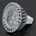 MR16 GU5.3 31W 200lm 3500K 3-LED Warm White Spotlight (12V)