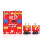 V0102 2-Way Obstacle Avoidance Module / Infrared Reflection Sensor / TCRT5000 Tracing Sensor Module