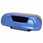 ShunWei SD-1601 Voiture multifonctions ABS Trash Can Suspendre - Bleu + Noir