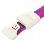 Outdoor Camping Buckle Falcons Head Sealing Elastic Belt Emergency Tourniquet for Medical - Purple