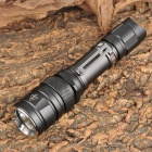 JETBeam RRT-21 Cree XM-L T6 460lm 2-Mode Dimming Flashlight - Dark Grey (2 x CR123 / 1 x 18650)