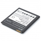 3.7V 2800mAh Replacement Battery for Samsung Galaxy S4 / i9500 / i9508 - Black