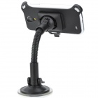 Ventosa Car Mount Holder para Samsung Galaxy S4 GT-i9500 - Preto
