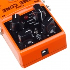 NUX Time Core Delay Guitar Effect Pedal - Orange